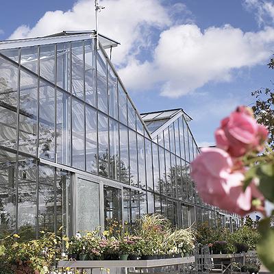 Gc Garten Von Ehren Hamburg En Kraess Glasconstruktionen
